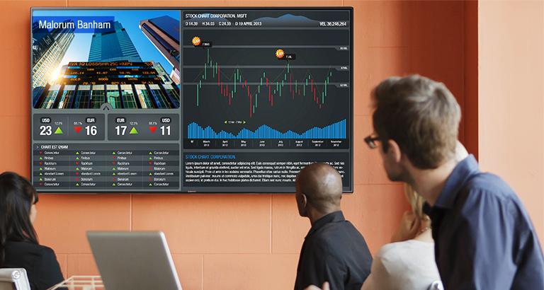 Creste productivitatea intalnirilor de afaceri cu o solutie moderna adaptata cerintelor,Samsung EM75E