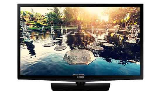 Modernizeaza serviciile oferite oaspetilor utilizand display-urile premium pentru hoteluri.Samsung Hotel TV HE690