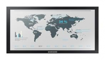 Samsung Touch Overlay touchscreen LFD CY-TE75LCC