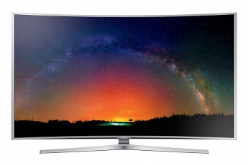 Samsung SUHD Curved LED  SMART TV  48 inch 121cm  UE48J9000AWXBT