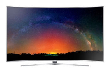 Samsung SUHD Curved LED  SMART TV  88 inch 216cm  UE88J9500AWXBT