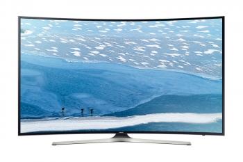 Televizor Samsung UHD 65KU6172 Smart TV Curbat 65 inch 152 cm UE65KU6172UXXH