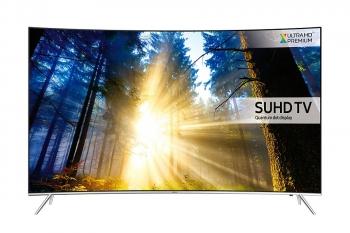 Televizor Samsung SUHD 65KS7502 Smart TV Curbat 65 inch 165cm UE65KS7502UXXH
