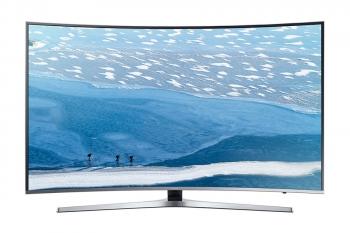 Televizor Samsung UHD 55KU6672 Smart TV Curbat 55 inch 140cm UE55KU6672UXXH