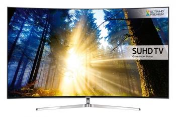 Televizor Samsung SUHD 55KS9002 Smart TV Curbat 55 inch 140cm UE55KS9002TXXH