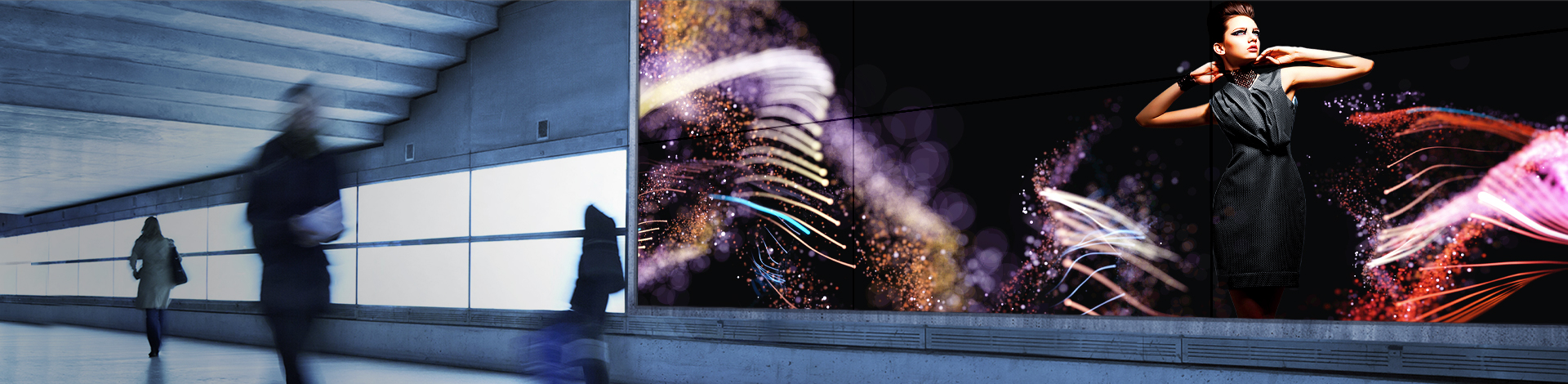 Solutii Samsung Video Wall